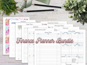 A5 Finance Bundle