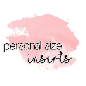 Personal size